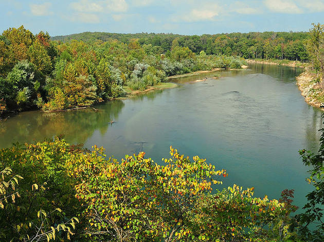 Current and Jacks Fork Rivers Plan Developing