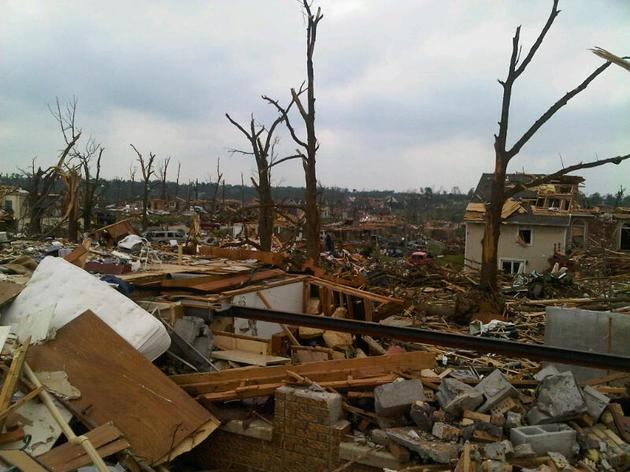 Joplin Tornado Disaster Impacts Thousands